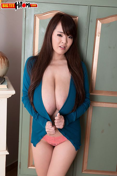Hitomi tanaka sweater